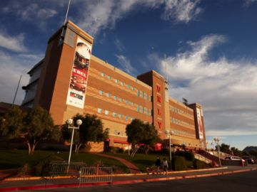 UNLV Sam Boyd Stadium Hot Water System