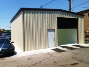 Low Book Auto Sales Salt Lake City Paint Booth Renovation