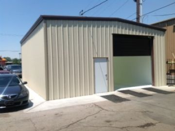 Low Book Auto Sales Lindon Paint Booth Renovation