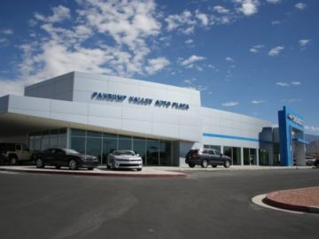Pahrump Valley Auto Plaza Image Upgrade