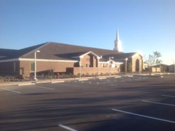 LDS Coronado Meetinghouse