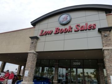 Low Book Auto Sales, Las Vegas
