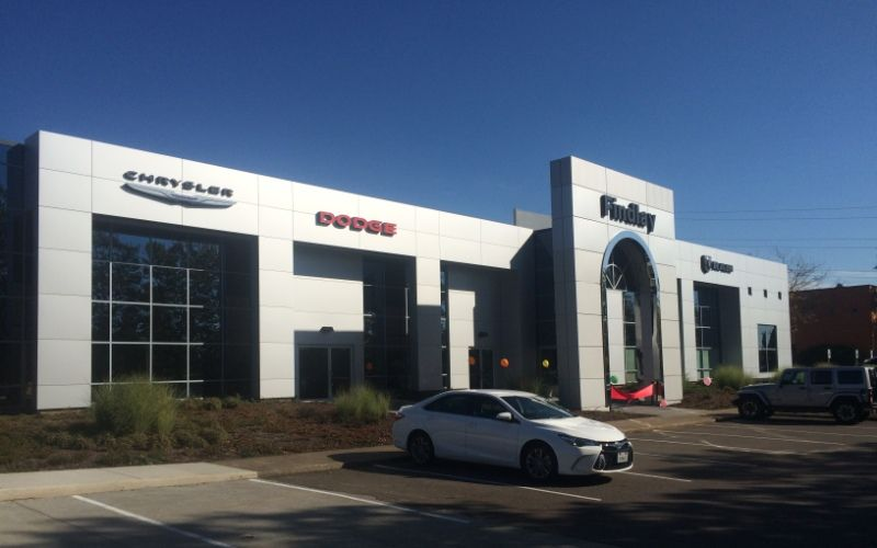 Findlay Wilsonville Chrysler Jeep Dodge Ram