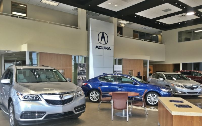 Findlay Acura Remodel & Addition