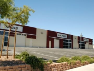 Desert Inn Warehouse/Retail Center