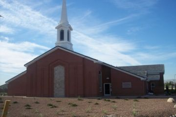 Eldorado Meetinghouse for the LDS Church