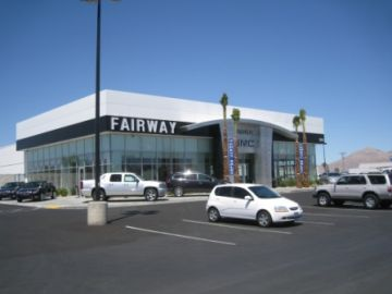 Fairway GMC Showroom Addition (Phase 1 of 3)