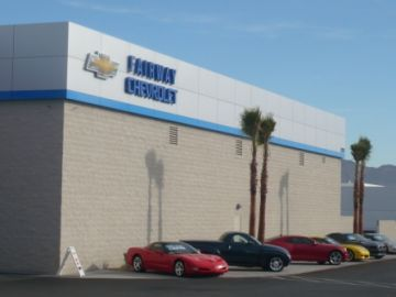 Fairway Chevrolet Service Addition (Phase 2 of 3)