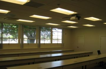 UNLV Paradise Campus, Classrooms 123 and 125