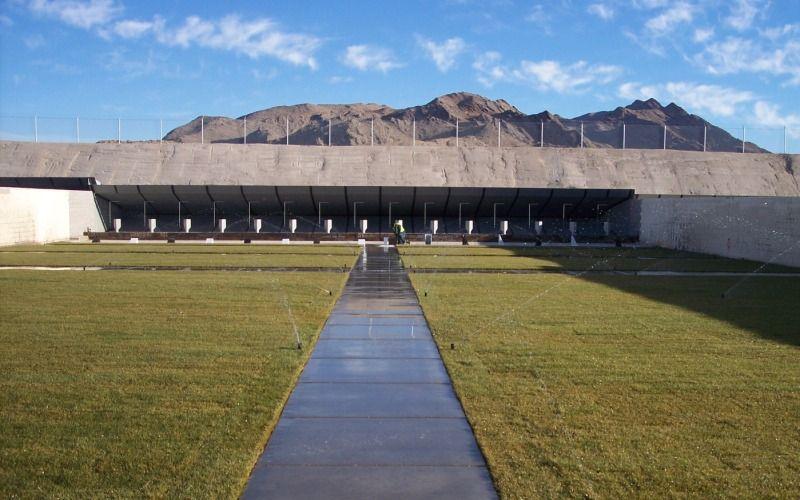 Las Vegas Metro Police Department Firearms Range