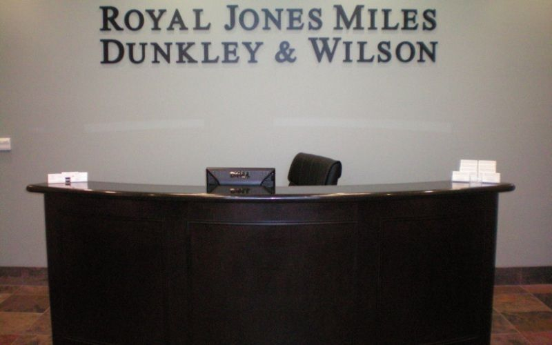 Royal Jones Miles Dunkley Wilson