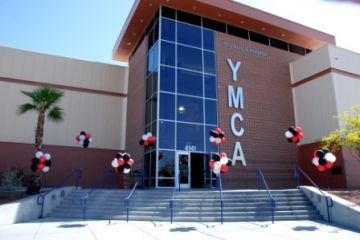 YMCA Entrance Addition